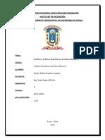 Informe de Estadistica - 01
