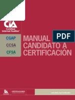 Nuevo Manual Candidato Certificacion