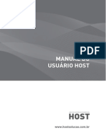 Manual Host Completo