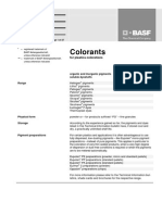 BASF Colourant 2005