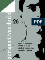 Perspectivas de Dialogo 26 1968