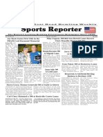 July 23 - 29, 2014 Sports Reporter