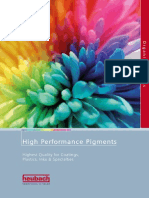 High Performance Pigments Highest Quality for Coatings, Plastics, Inks & Specialties