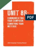 ADA Training Manual Unit 8b