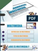 HERRAMIENTAS MULTIMEDIAS