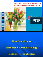 1.Best Erection and Commg Practice Product APH