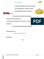Calculo de Un Motor Fiat 128 Java Tv 1300 (1)