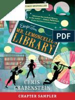 Escape from Mr. Lemoncello's Library by Chris Grabenstein | Chapter Sampler