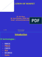 L2 Mos Fabrication