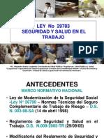 2012.10.06 Ley Nº 29783 de Seguridad y Salud en El Trabajo