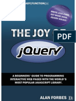 Joy of JQuery