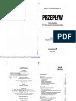 Csikszentmihalyi, M._przepływ - Psychologia Optymalnego Doświadczenia