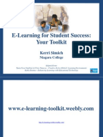 e-learning toolkit