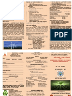 Brochure of ENERGIA- 2012