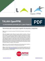 Ficha Talaia Openppm