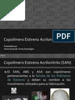 Copolímero SAN