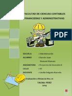 Proyectos de Inversion II.docx