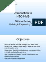 HEC HMSOverview