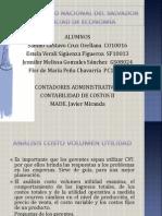 CVU Contadores Administrativos