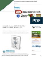 Manual de Cálculo - Cort... e.030 - Civilgeeks.com