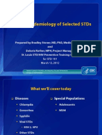 STD Epidemiology