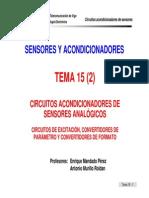 Sa Tema 15- Circuitos Acondicionadores 2