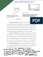 Marchuk v Faruqi - Summary Judgment Ruling