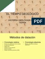 Ud 6 El Tiempo Geológico