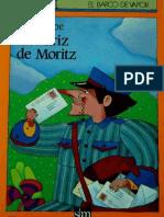 La Nariz de Moritz Mira Lobe