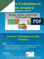 ancient civilizations in latin america