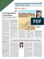 Interview Giornale di Brescia, Italy