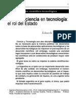 Dvorkin - Convertir Ciencia en Tecnologia