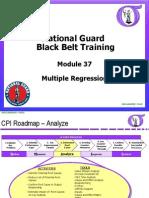 BB Multiple Regression