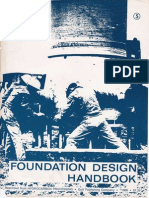 Foundation Design Handbook- Hydrocarbon Processing- 1974