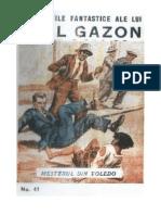BILL GAZON - Mesterul Din Toledo
