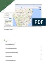 Driving Directions to Tiruchirappalli