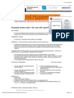 CELTA Lesson Plan – Cover Sheet
