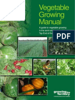 Vegetable Growing Manual