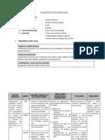 Planificación Mensual (Puerto de Rosario) Inicial