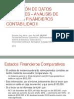 Utilizacion de Los Datos Contables ContII SEDUCSG MLRoche 2013