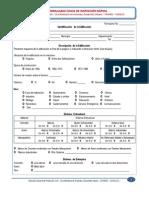 Formulario Único de Evaluación2