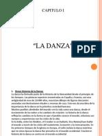 La Influencia Del La Danza en Los Niños de 2 Años( Diapositiva)