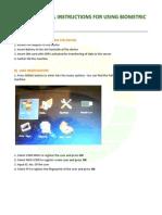 Guidelines BIO Metric