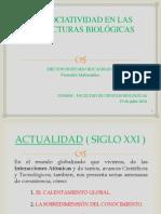 La Asociatividad en Las Estructuras Biológicas