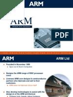 ARM Winter Sem