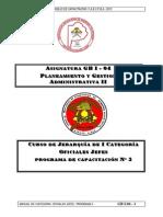 Gb i 04 Planeamiento y Gestion II Prog 5 2009 10