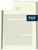 Cap 1 África - Peter Brown - Santo Agostinho - Uma Biografia