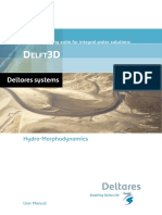 Delft3D-FLOW User Manual