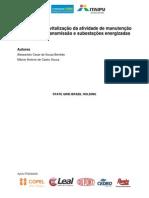 8SENSE_Programa de Revitalização Da Atividade de Manutenção Em Linhas de Transmissão e Subestações Energizadas Rev1