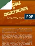 Contexto Histórico Época Contemporánea